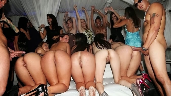 You have Vip fucked girls party