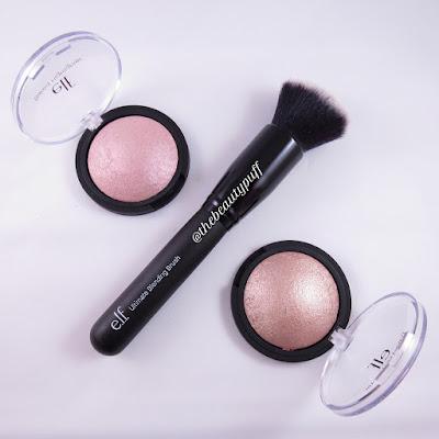 elf cosmetics haul - the beauty puff