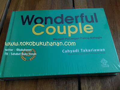 Buku WONDERFUL COUPLE karya Ust Cahyadi Takariawan