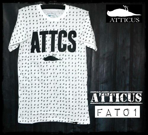 Kaos Surfing ATTICUS Kode FAT01