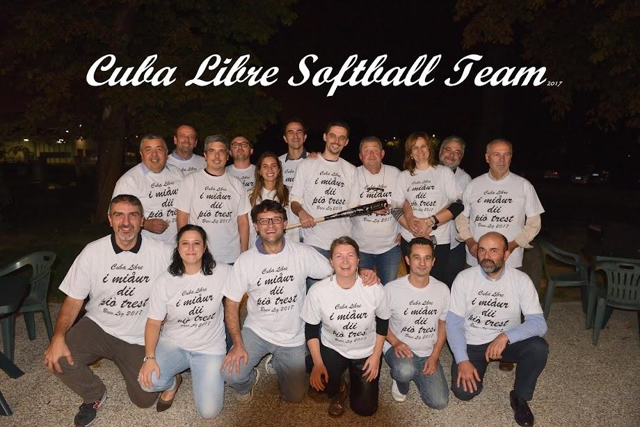 Cuba Libre Softball Team