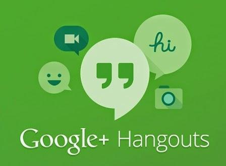 Google+ Hangouts logo image