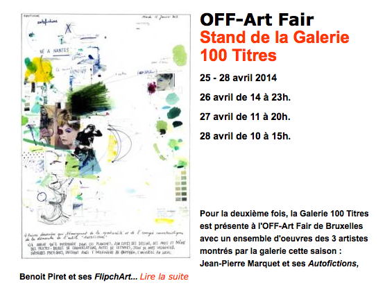 http://www.100titres.be/expositions