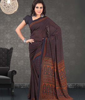 Saree Design For This Year Eid+(47) Eid Collection Saree Design
