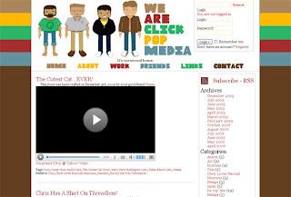 Weare.clickpopmedia.com