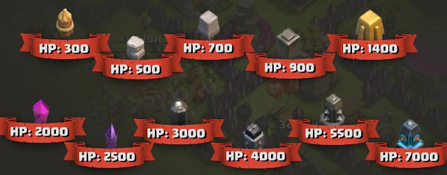 COC Update September 2015: Spell Petir Level 7, Wall Baru, War Tiebreaker