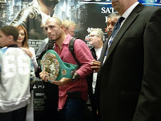 Cotto wins the WBC at MSG