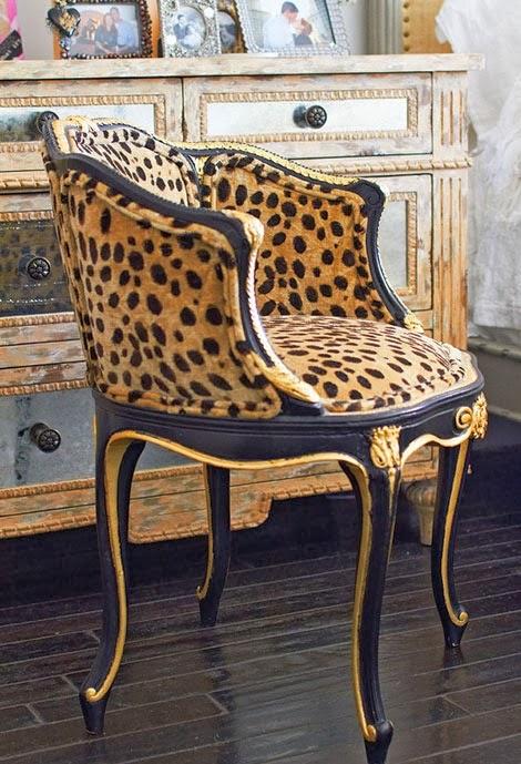 leopard print, leopard design, leopard design interiors