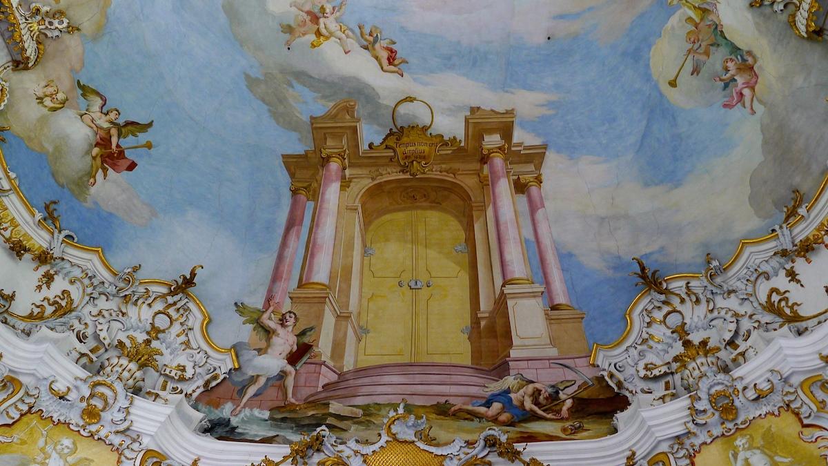 The Pearly Gates (Wieskirche Gates)