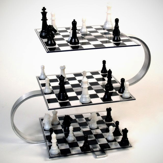 Awesome and Coolest Chess Sets (15) 12