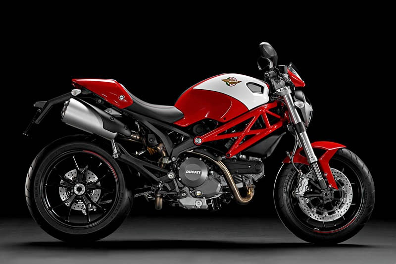 Ducati Monster 769 Motorcycles - The Best Motorcycles