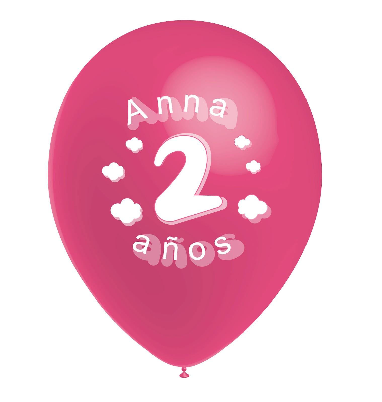 recuerdos con encanto globos personalizados para