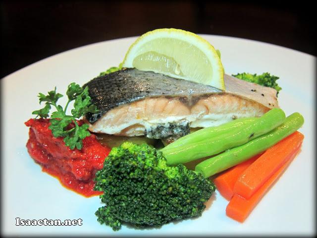 #10 Roasted Salmon - RM32