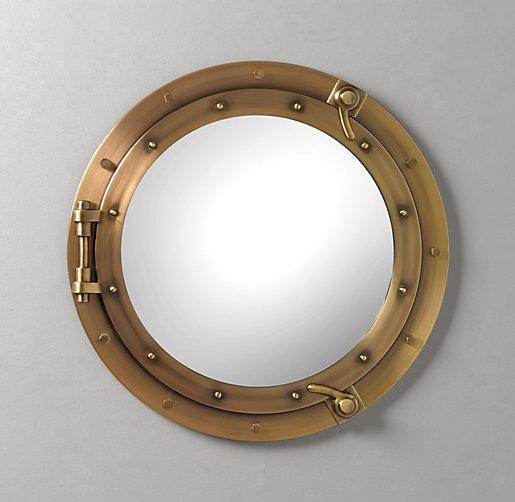 El calder ideas de decoraci n espejo ojo de buey un for Espejo ojo de buey