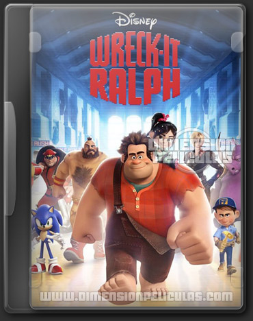 Wreck-It Ralph (BRRip HD Ingles Subtitulada) (2012)