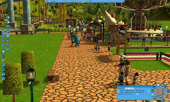 Download Roller Coaster Tycoon 3 Game PC