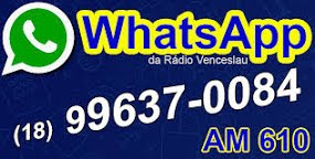 PEÇA O SEU ALÔ! AGORA NA RÁDIO PELO WhatsApp