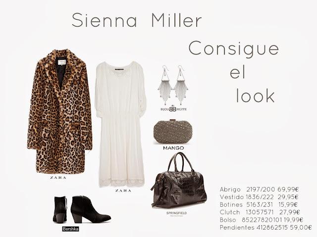 Sienna Miller Look
