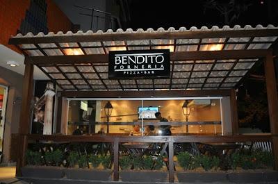 Bendito Forneria Pizza Bar: Fachada (foto: divulgação)