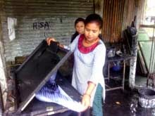 Khada production - a leading small-scale industry in Kalimpong