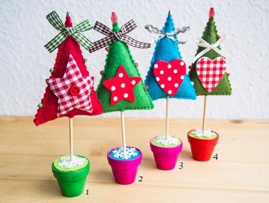 Be Creative Kar 225 Csonyi Filcek Christmas Felt
