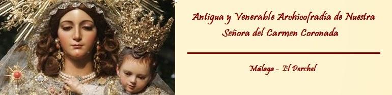 Blog Oficial de la Antigua y Venerable Archicofradía de Nuestra Señora del Carmen Coronada