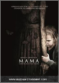 Capa Baixar Filme Mama   2013 DVD Rip   Bluray   Torrent Baixaki Download