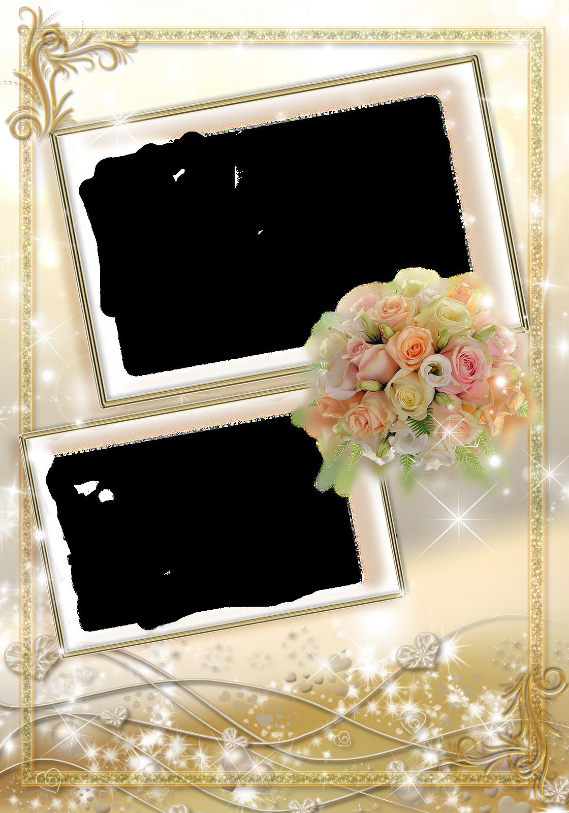 Plantilla de la boda