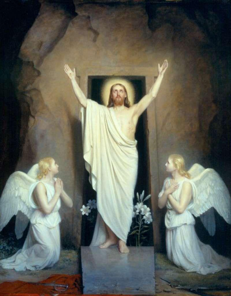 Simply Divine Love: He Is Risen!