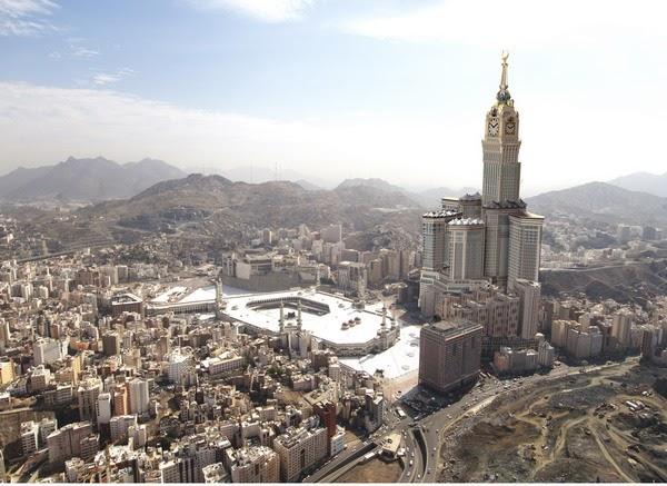 9 Miliar Riyal, Infrastruktur Air Wilayah Makkah Diperluas