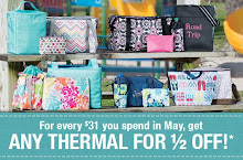 Check out the thirty-one bags!