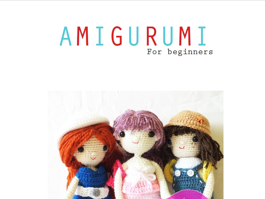 Amigurumi For Beginner : :: Ahmaymet Amigurumi ::: Amigurumi for Beginners