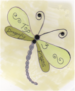 Top 5 Winner at Dragonfly Dreams Challenge Blog