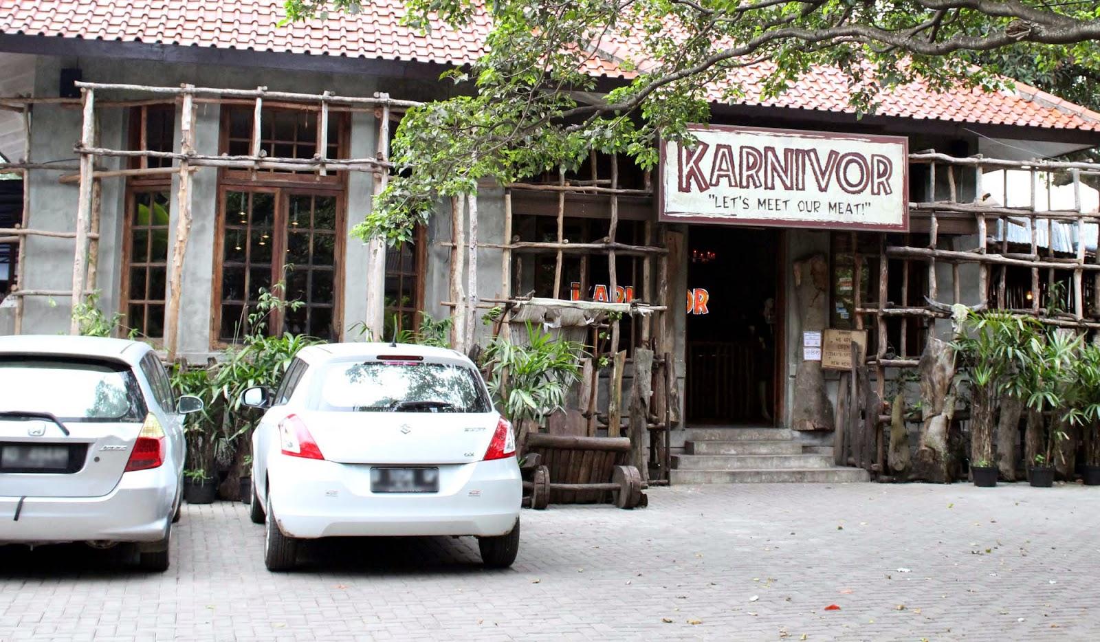 Karnivor Cafe
