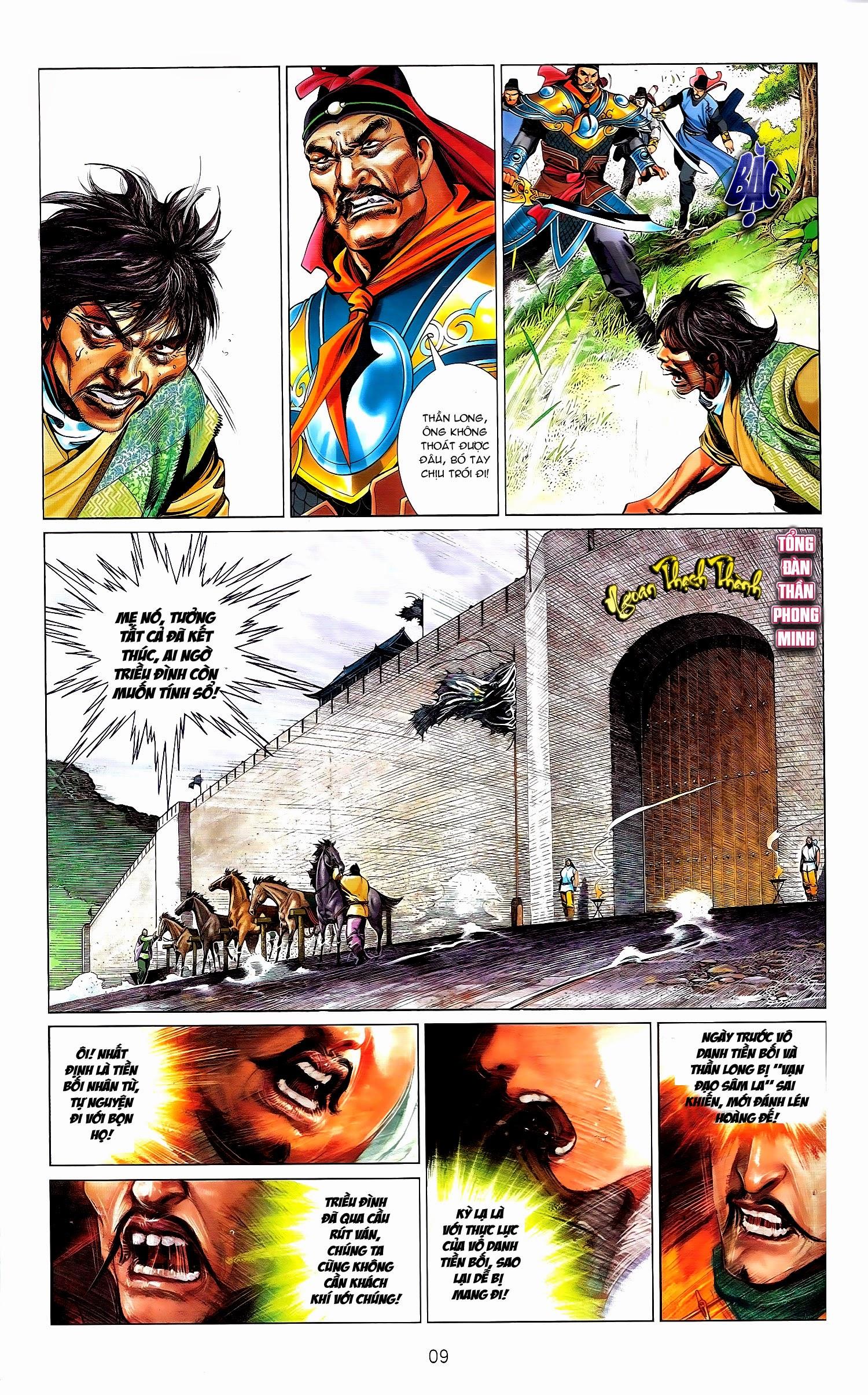Phong Vân chap 671.1 - Trang 9