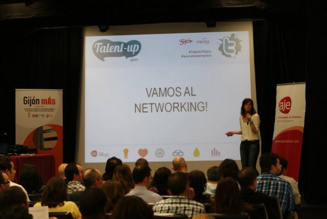 Talent Up Gijón Junio 2013