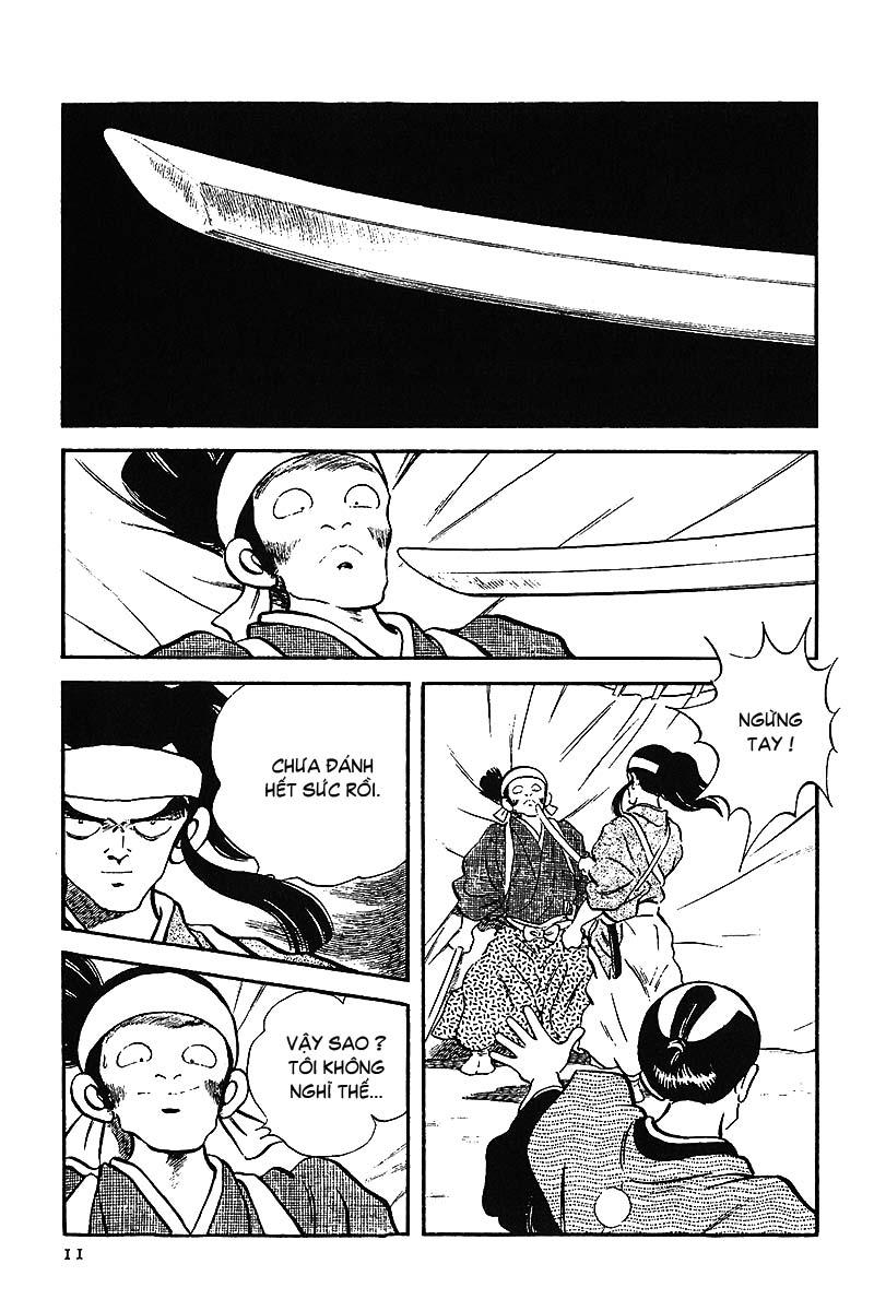 Nijiiro Togarashi - Ớt Bảy Màu chap 18 - Trang 13