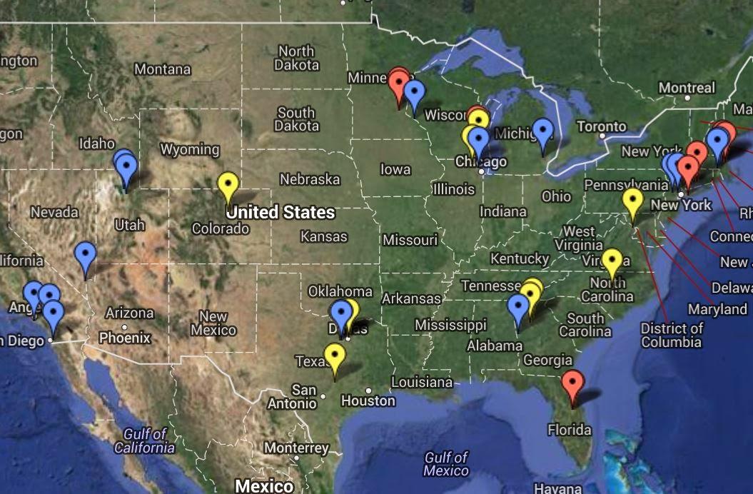 Coal Tar Sealant Dominates PAH Pollution Across US - Coal Tar Free ...