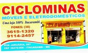 LOJA CICLOMINAS
