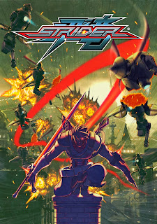 Free Download Strider Reloaded Full Version PC Games