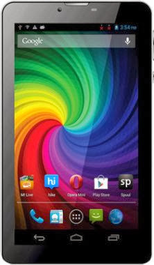 Micromax Funbook Mini P410 with Dual Sim 3G Tablet