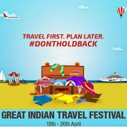 The Great Indian Travel Festival – #GITF