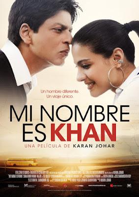 Mi Nombre Es Khan (2010) DVDRip Latino