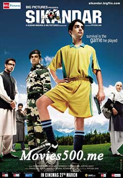 Sikandar 2009 Bollywood 300MB WEB DL 480p at softwaresonly.com