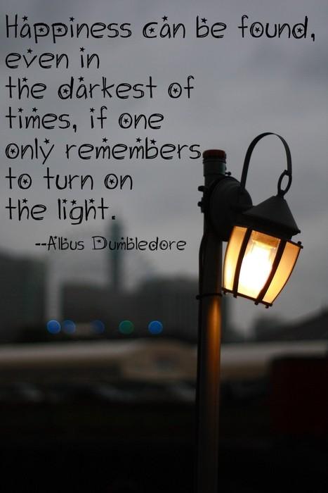 Dumbledore Quotes