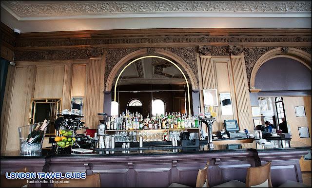 Olives Restaurant & Bar at the Millennium Bailey's Hotel London Kensington-1