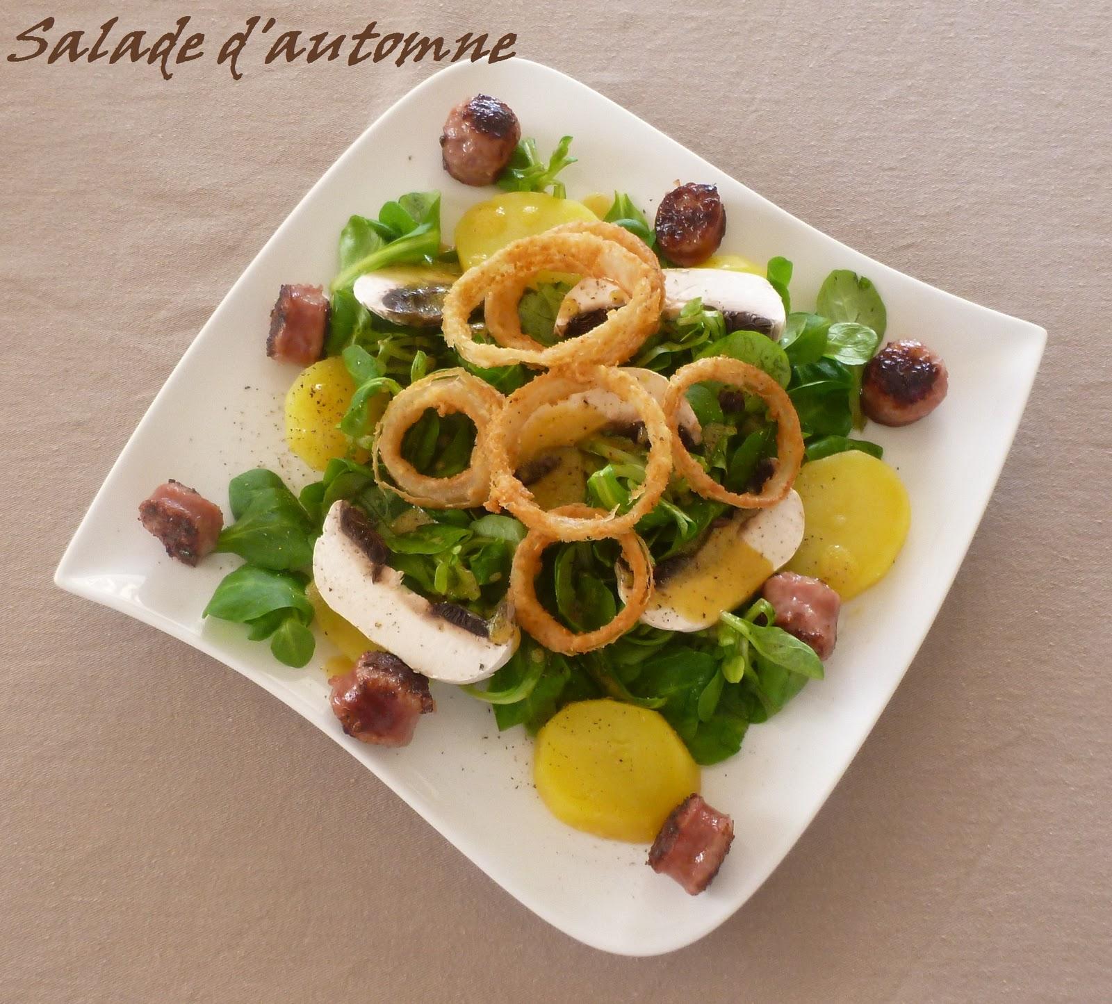 kriket 39 s cooking salade compos e pommes de terre saucisses oignons frits. Black Bedroom Furniture Sets. Home Design Ideas