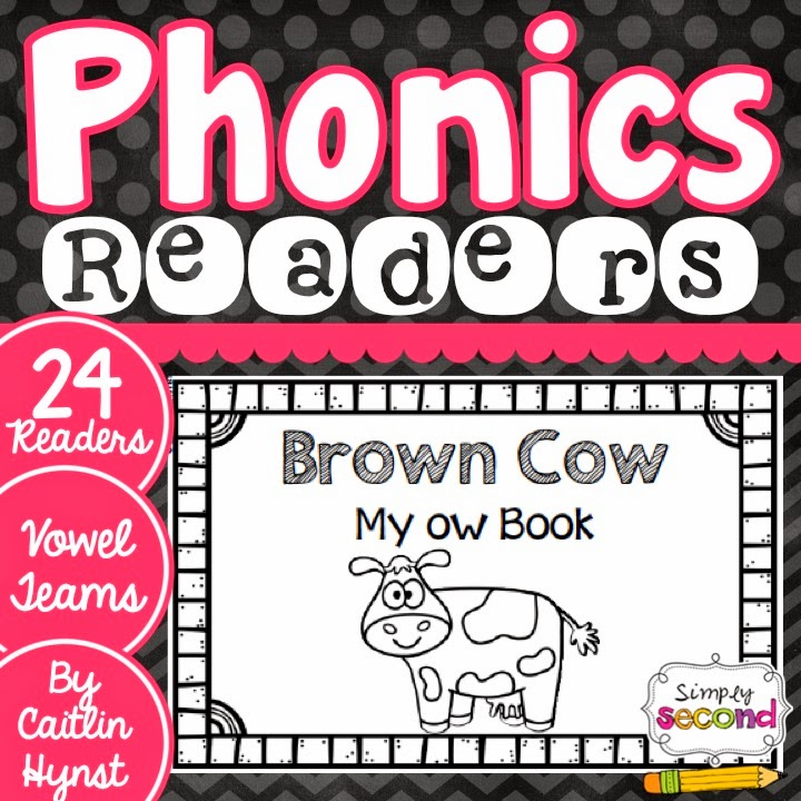 http://www.teacherspayteachers.com/Product/Phonics-Readers-Vowel-Teams-1326170