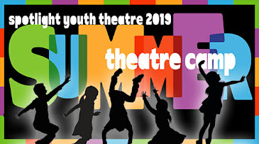 THIS MONTH'S SITE SPONSOR:Spotlight Youth Theatre presents...