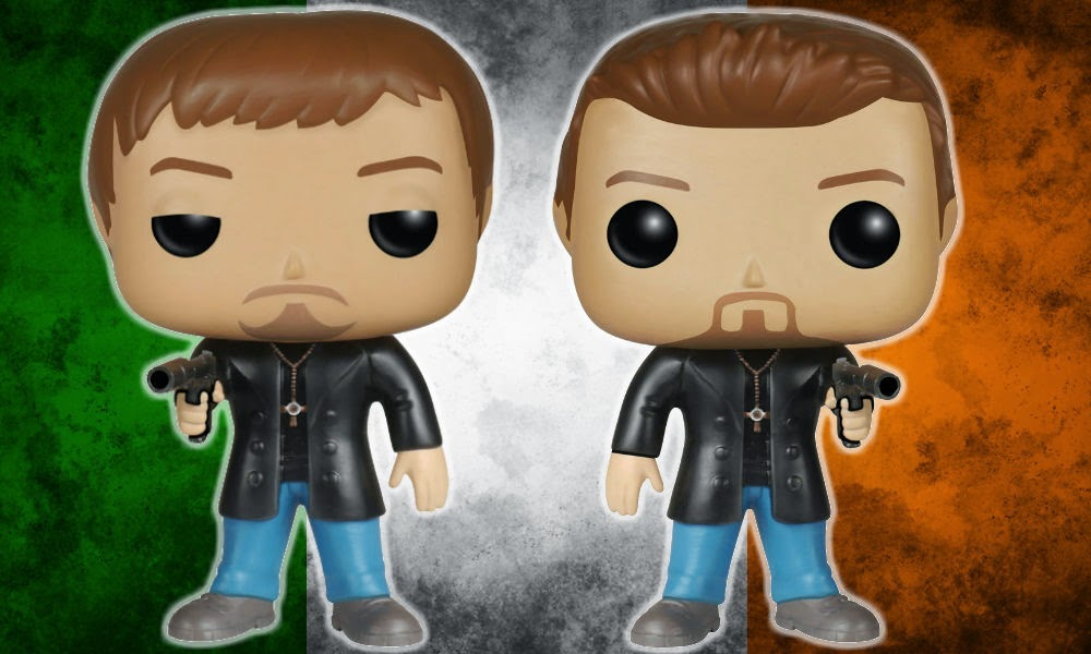 The Boondock Saints Funko Pop!
